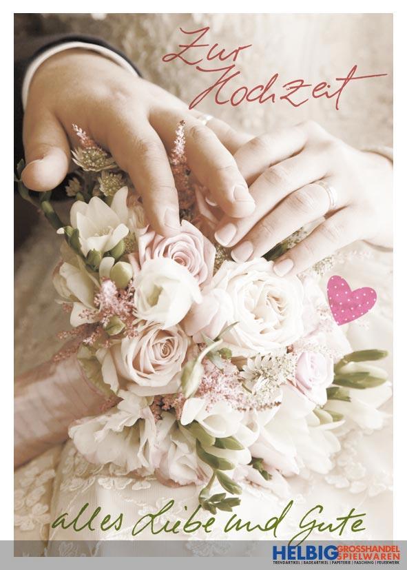 ... / Verlobung Glückwunschkarte Hochzeit