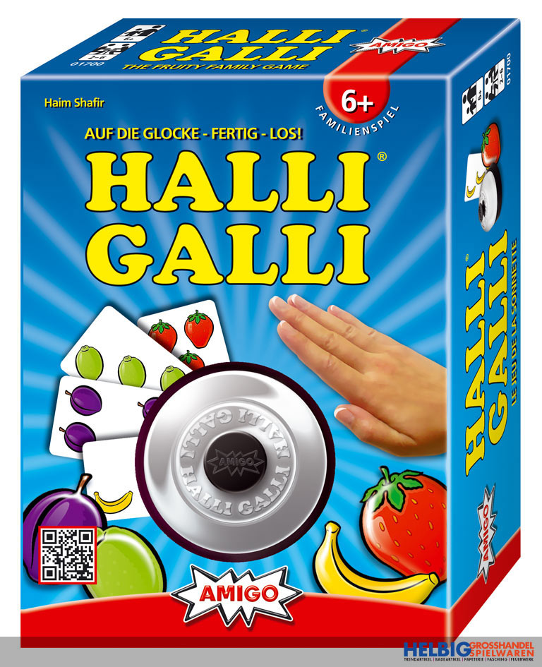 Halli Galli Kartenspiel