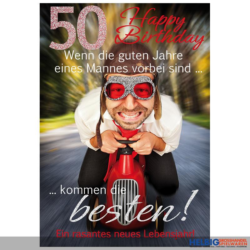 Gluckwunschkarte 50 Geburtstag Die Besten 03089