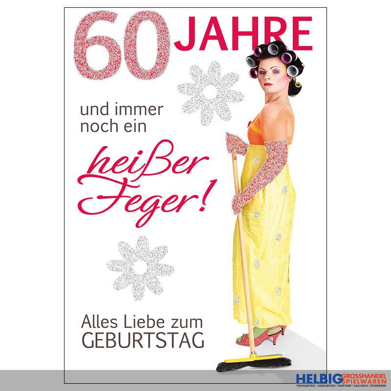 Frau geburtstag 60 60. Geburtstag: