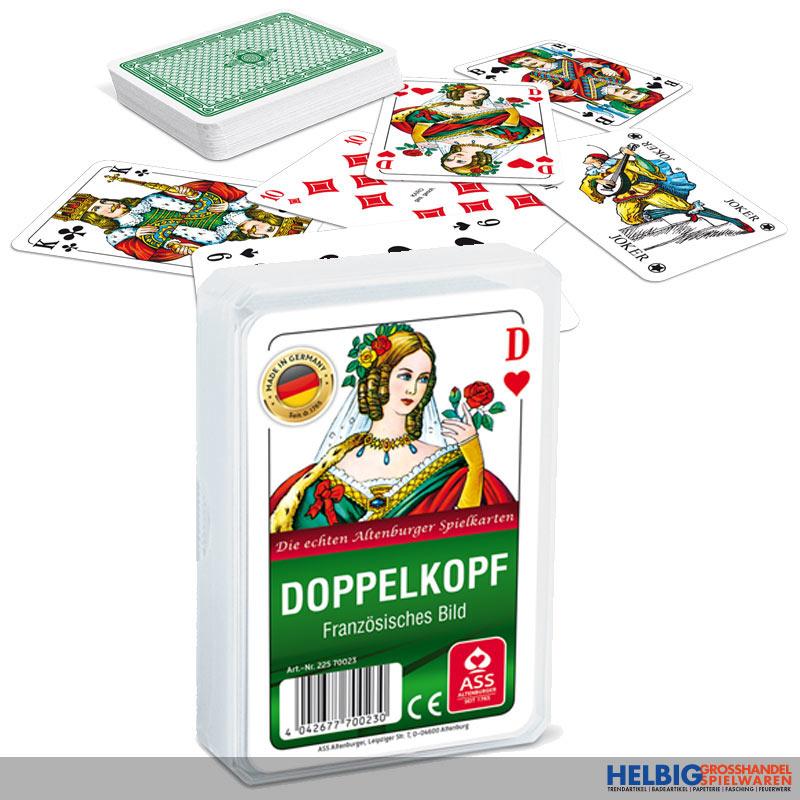 Französisches Kartenspiel