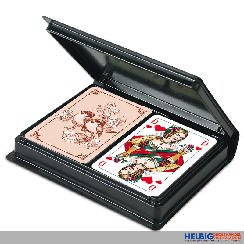 Spielkarten Etui