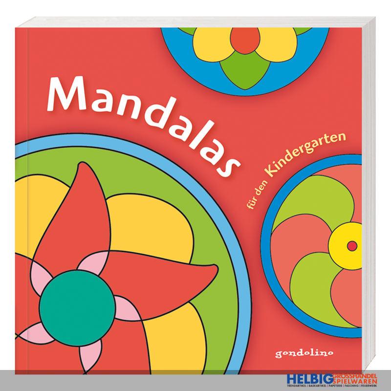 Malbuch Mandalas Fur Den Kindergarten 31054