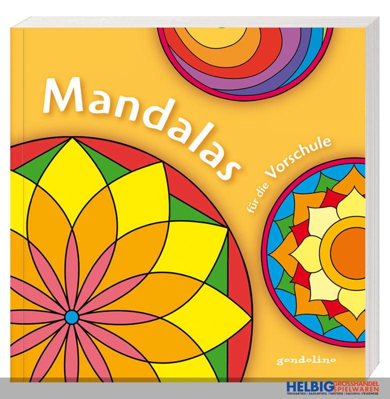 Malbuch Mandalas Fur Die Vorschule 31061