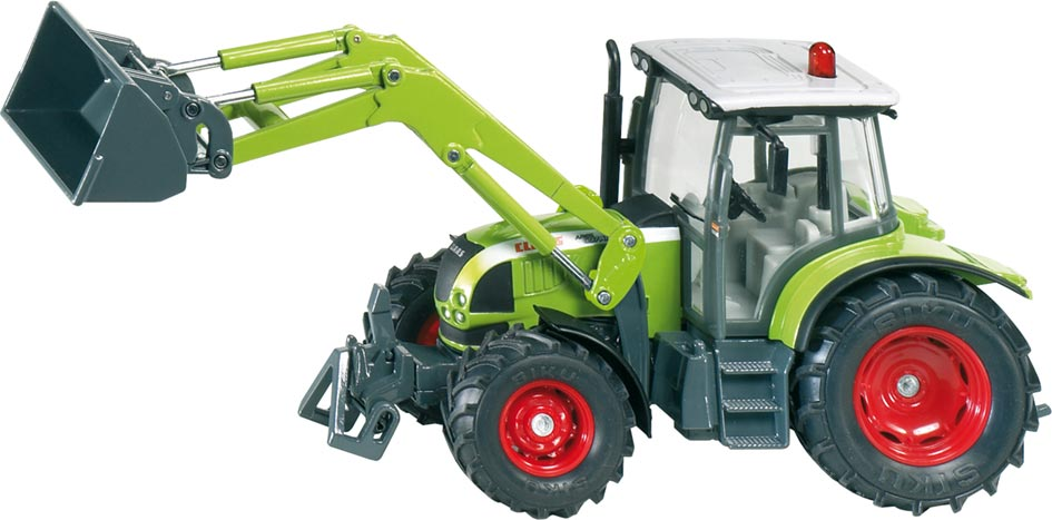 siku 3656 claas traktor mit frontlader 3656. Black Bedroom Furniture Sets. Home Design Ideas