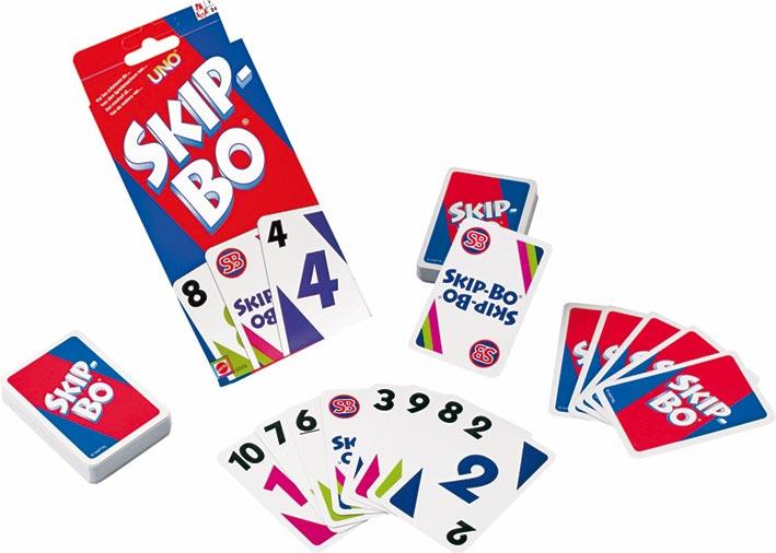 Kartenspiel Reihenfolge