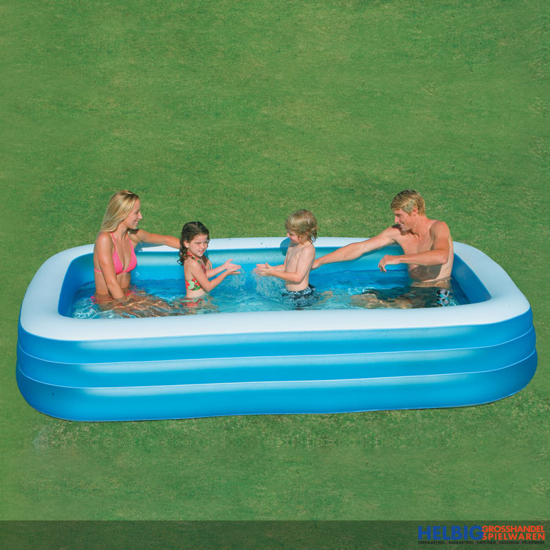 Bade pool family pool swim center 305 x 183 cm 58484 for Badepool obi