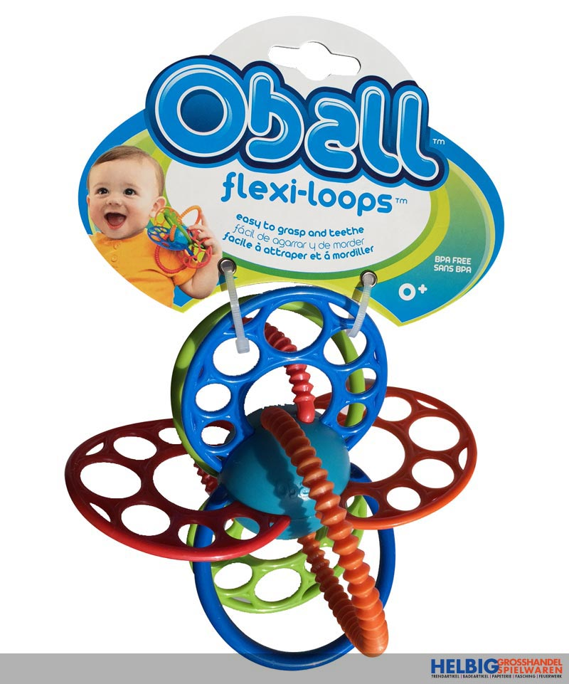 "Oball ""flexi-loops"""