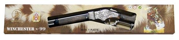 Spielzeuggewehr Gonher 990 Winchester in Metall