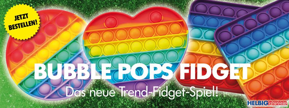 Bubble Pops Fidget - Trend-Alarm