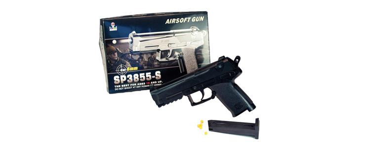 Kugelpistolen - Soft Air-Pistolen