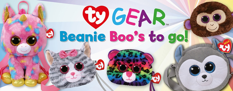 Ty Fashion / Gear - Beanie Boo's to go!