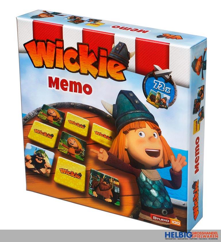Wickie Spiel
