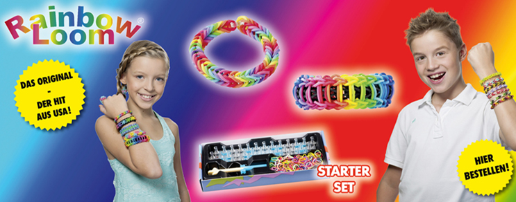 Rainbow Loom / Loom Bands