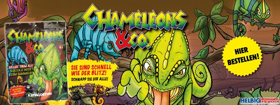 Chameleons & Co.