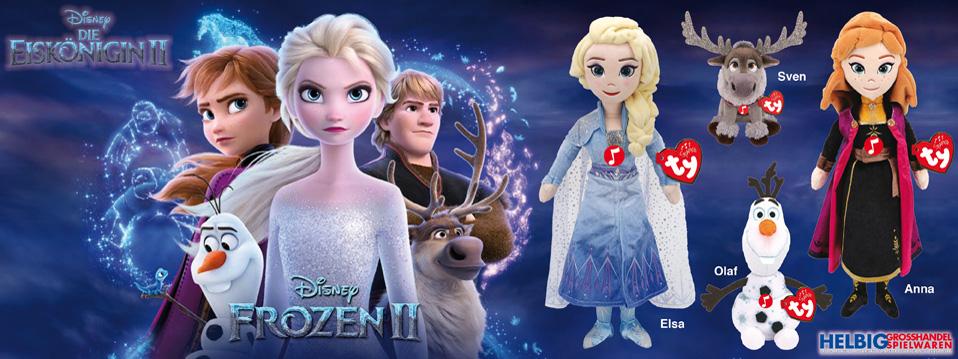 Plüschartikel Die Eiskönigin 2 - Frozen 2