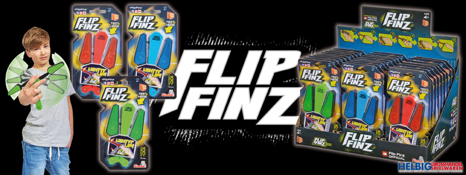 Flip Finz Light Up
