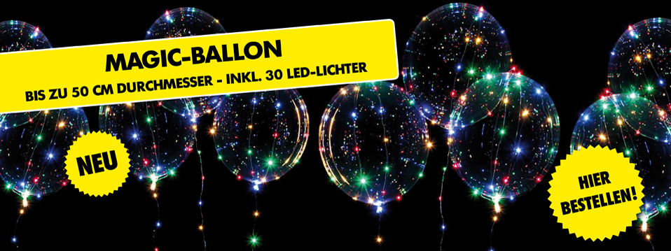 LED Magic Ballons