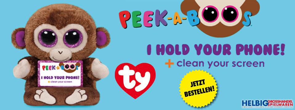 Ty Peek-A-Boos