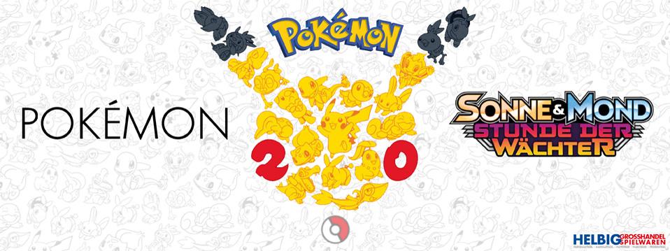 """Pokemon-Pokémon """"Sonne und Mond"""""""