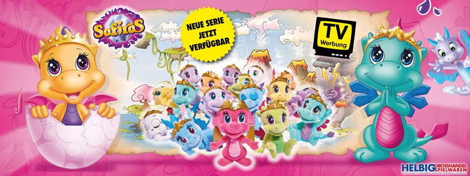 Safiras Serie 4 - Baby Princess im Ei