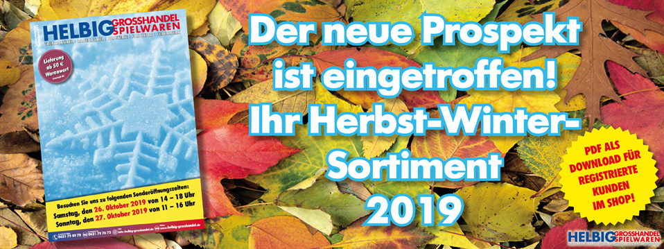 Herbst/Winter 2019