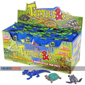 Turtles & Co. - Sammeltüten