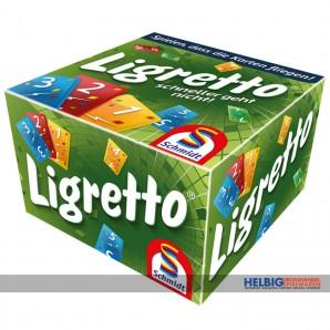"""Kartenspiel """"Ligretto grün"""""""