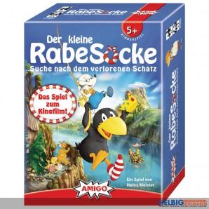 """Kinderspiel """"Der kleine Rabe Socke - Suche nach dem Schatz"""""""