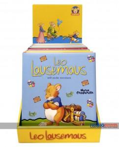 "Lese-/Bilderbuch ""Leo Lausemaus"" - sort."