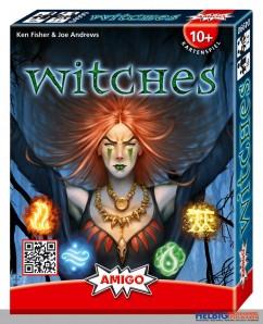 """Kartenspiel """"Witches"""""""