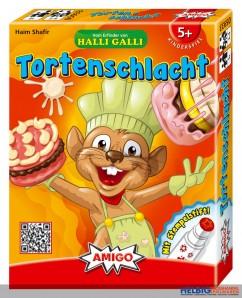 """Kartenspiel """"Tortenschlacht"""""""