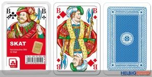 "Kartenspiel ""Skat"" - franz. Bild"