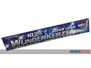 "Wunderkerzen ""Super Long"" 30 cm - Jugendfrei"