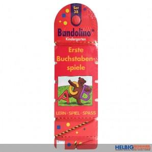 Bandolino Set 38 - Erste Buchstabenspiele