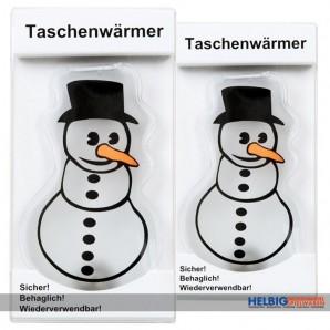 """Handwärmer / Taschenwärmer """"Schneemann"""""""