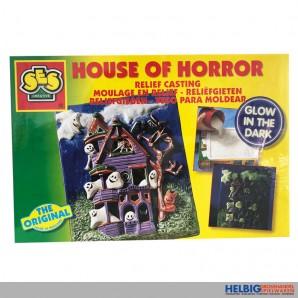 """Reliefgiessen-Set """"House of Horror - Glow in the dark"""""""