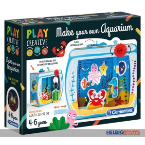 "Kreativ-Spielset ""Play Creative - Make your own Aquarium"""
