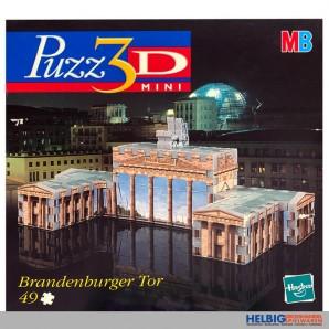"""Mini 3D-Puzzle """"Brandenburger Tor - Berlin"""" 49-tlg."""