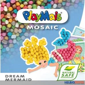 """PlayMais - Mosaic """"Dream Mermaid / Meerjungfrau"""""""