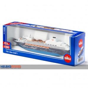 Siku 1726 - Kreuzfahrtschiff: Mein Schiff 1