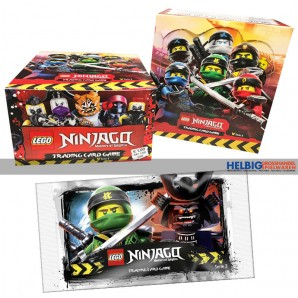 "Lego ""Ninjago - Serie 03"" Sammelkarten"