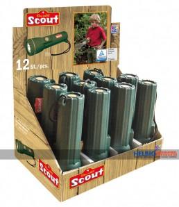 Scout - Morse-Taschenlampe