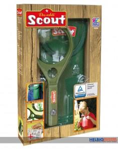 Scout - Lupe mit Kompass