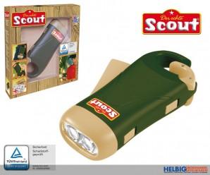 Scout - LED-Dynamo-Taschenlampe