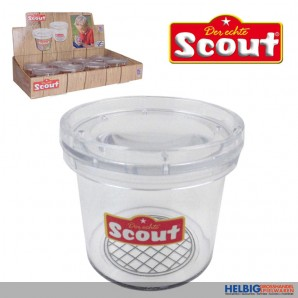 Scout - Becherlupe/Lupenglas