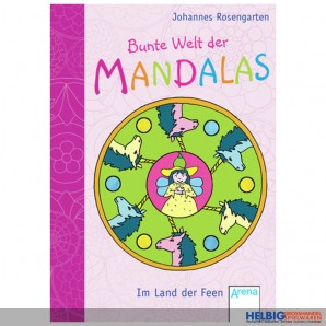 "Mini-Malbücher ""Bunte Welt der Mandalas"" - sort."