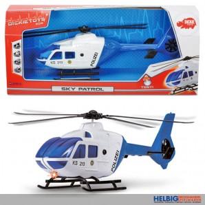 """Polizei-Hubschrauber """"Sky Patrol"""" mit 3 Funktionen"""