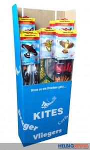 Flugdrachen-Sortiment / Kites - 20er Sortiment