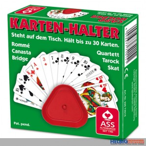 "Spielkartenhalter ""Card Holder"""